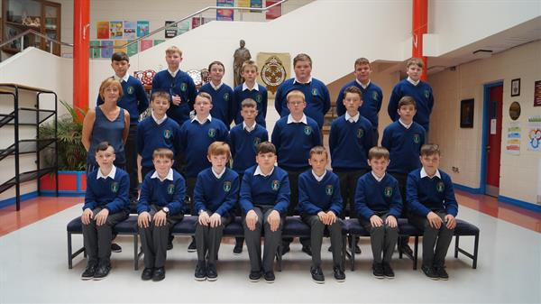 St. Johns' First Year Class 2018 - 2019