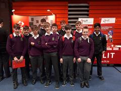 Transition Year students enjoy Career Day at UL