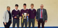 Minor Munster Hurling Winners of 2018 Celebrated