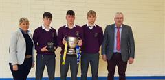 Minor Munster Hurling Winners of 2018 Celebrated
