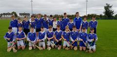 Hurling Blitz for 1st year students