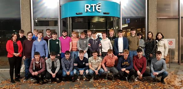 Economics Class appear on Claire Byrne Live on RTÉ ONE