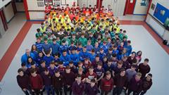 Colours Day at Nenagh CBS