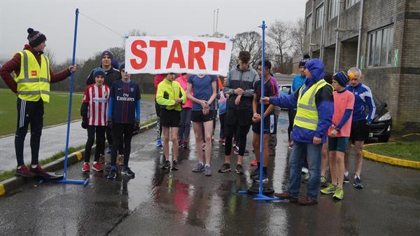 CBS 5km /10km Fun Run Sunday 27th January. Registration 10am. Start 11am