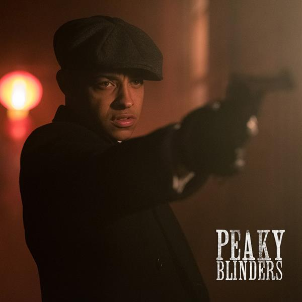 Past pupil Daryl Mc Cormack stars in Season 5 of Peaky Blinders