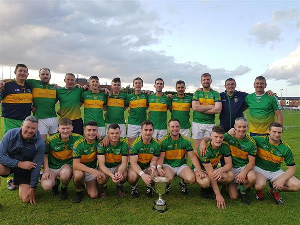Portroe win Kilmacud 7s All Ireland Hurling Title