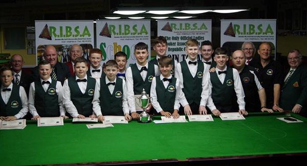 Noel Gleeson Snooker Success