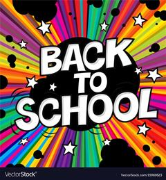Back to School Return Schedule for Nenagh CBS 2019