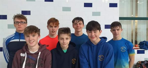 SWIMMING SUCCESS-Well done to all our swimmers who represented St. Joseph