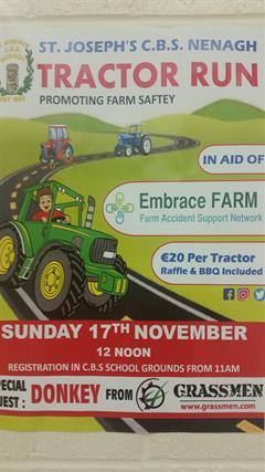 Tractor Run 17th November
