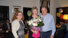 Retirement function for Mrs  Helena O