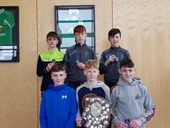 Cross Country Success for Junior team