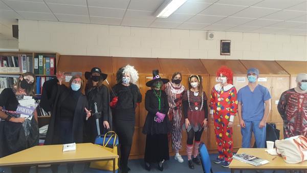 Halloween Dress Up Day 2020
