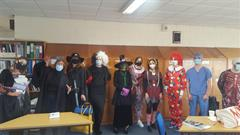 Halloween Dress Up Day 2020