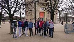 Trip to Paris at mid-term