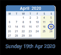 Schools remain closed until 19th April 2020